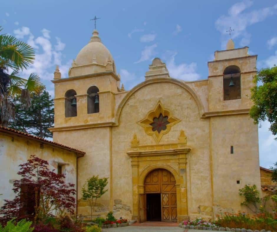 Mission San Carlos Borromeo del Rio