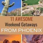 Weekend Getaways from Phoenix