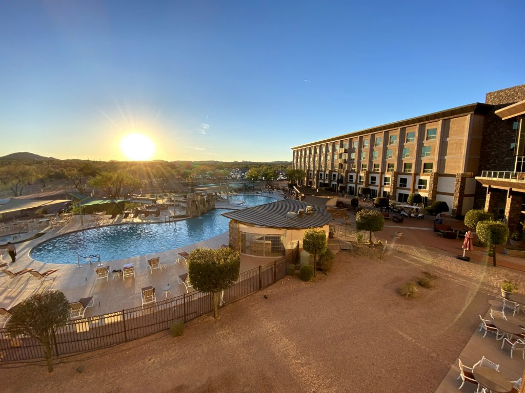 fort mcdowell we ko pa casino resort is a great weekend trip from Phoenix