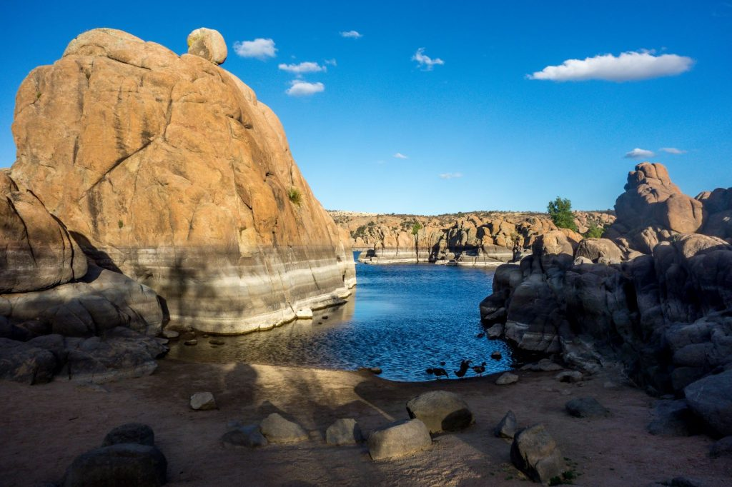 watson lake is prescott arizona by flickr kevin dooley weekend getaways from phoenix