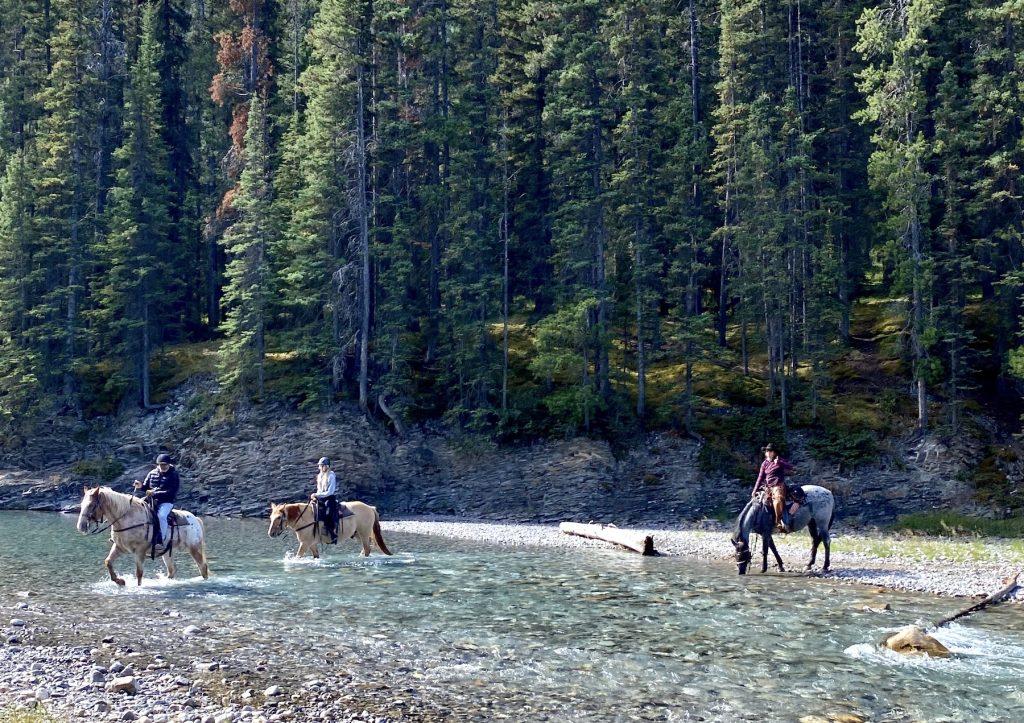 Banff Trail rides