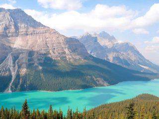 Calgary to Banff Drive