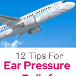 Ear pressure relief