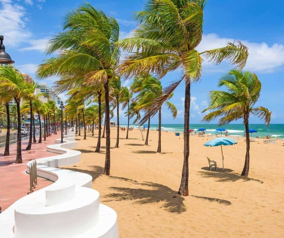 Fort Lauderdale is a good day trip from Miami