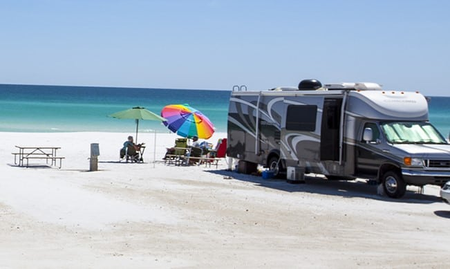 Gulf Coast Camping- 10 Great Places to Camp 1