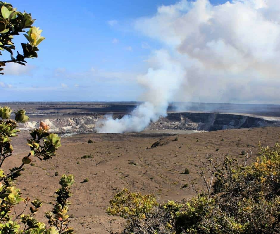 Visit Hawaii Volcanoes National Park on your Hawaii family vacation