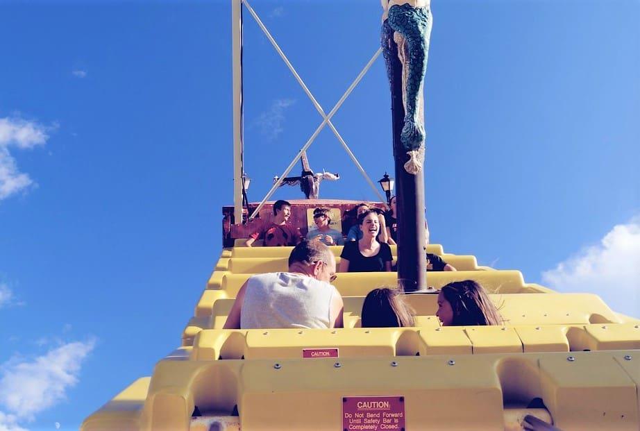 Wonderland Amusement Park in Amarillo Texas