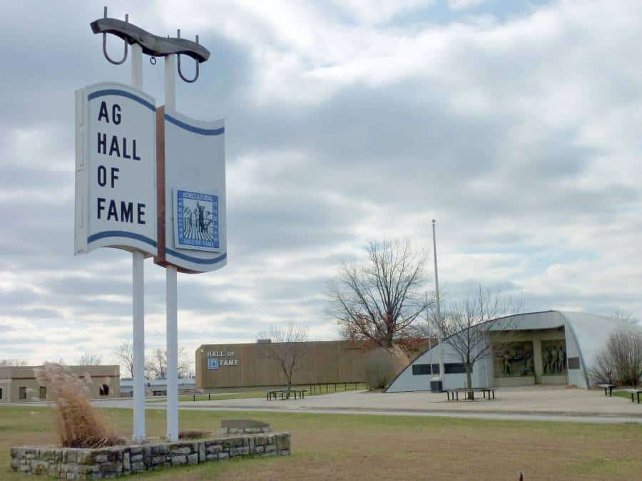 National Agriculture Center and Hall of Fame