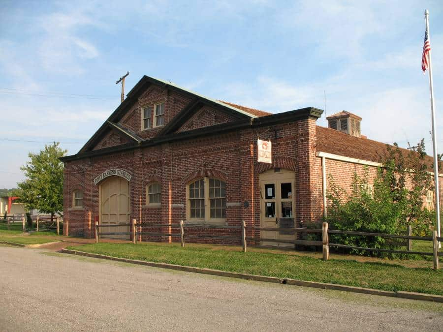 things to do in Kansas City with kids Pony Express Museum