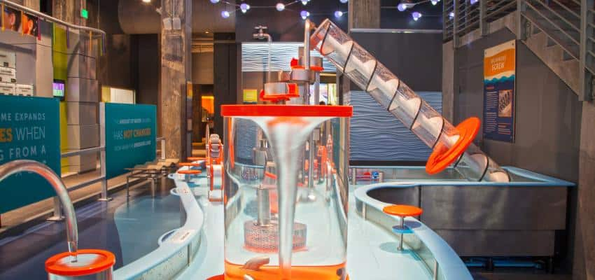 things to do in Kansas City with kids include visiting Science City