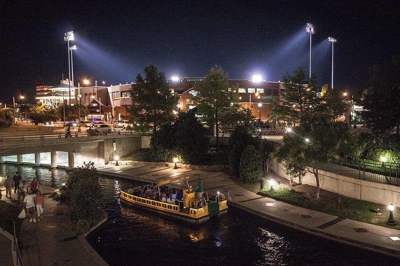 Chickasaw Bricktown Ballpark in OKC