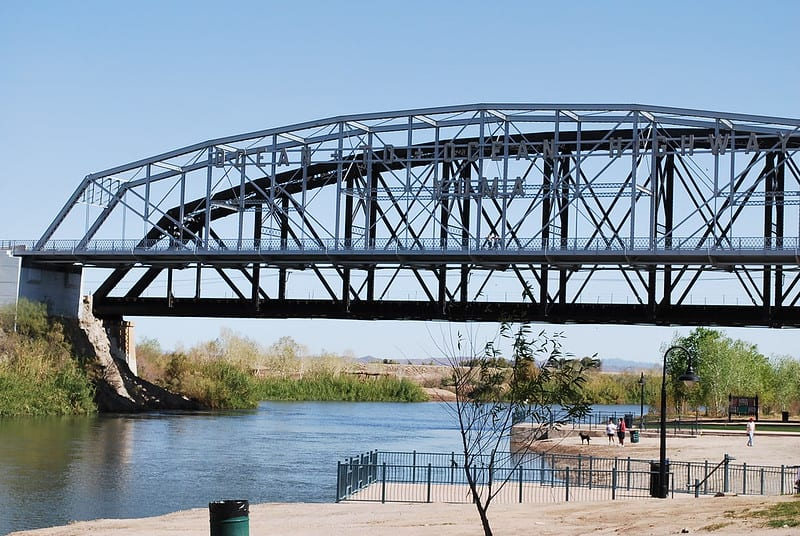 Yuma Crossing things to do in Yuma
