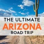 Arizona road trip