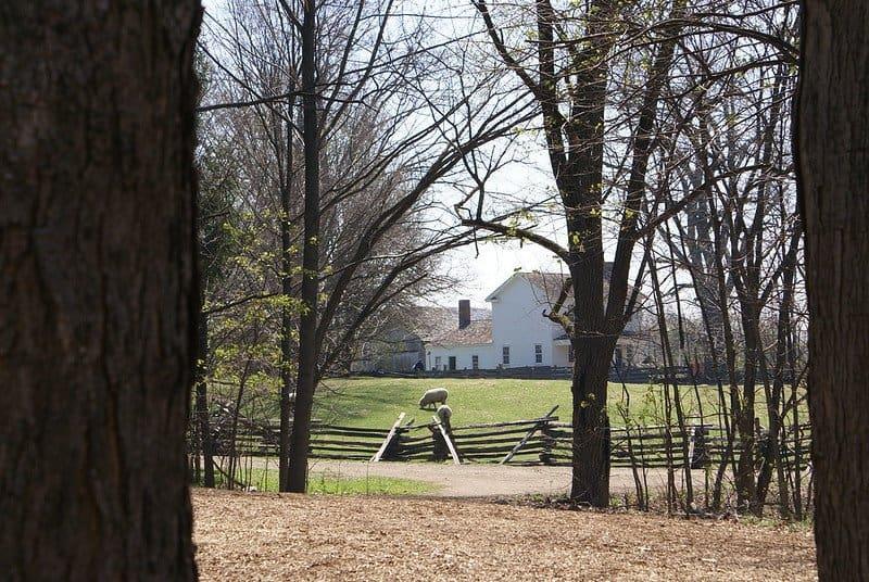 Connor Prairie Park Indiana
