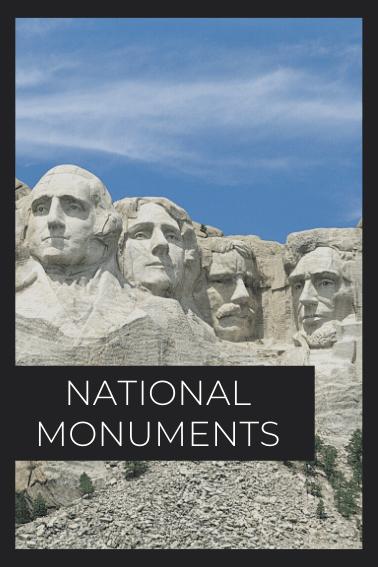 national park monuments