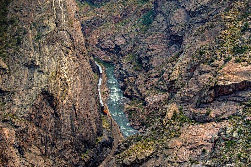 Royal Gorge near Canyon City, Colorado