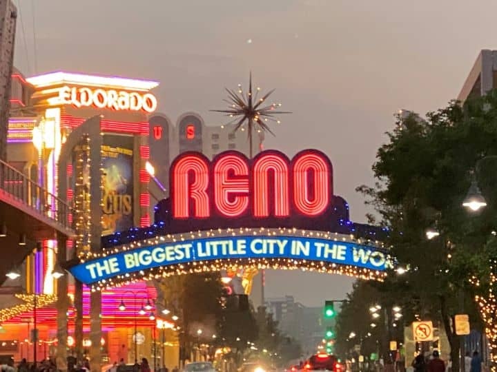 10 FUN Things to do in Reno With Kids