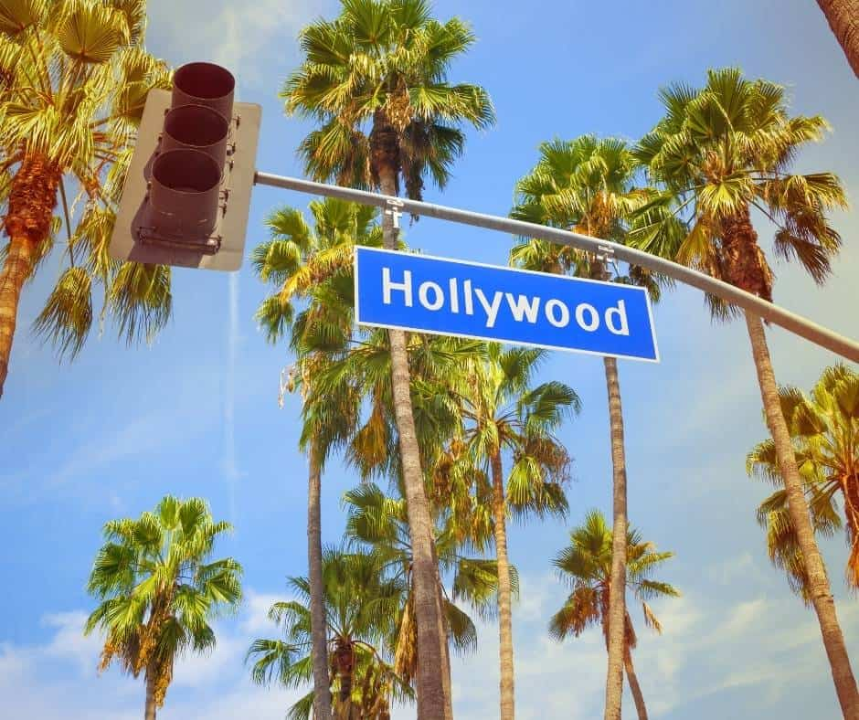 things to do in LA with kids include visiting Hollywood