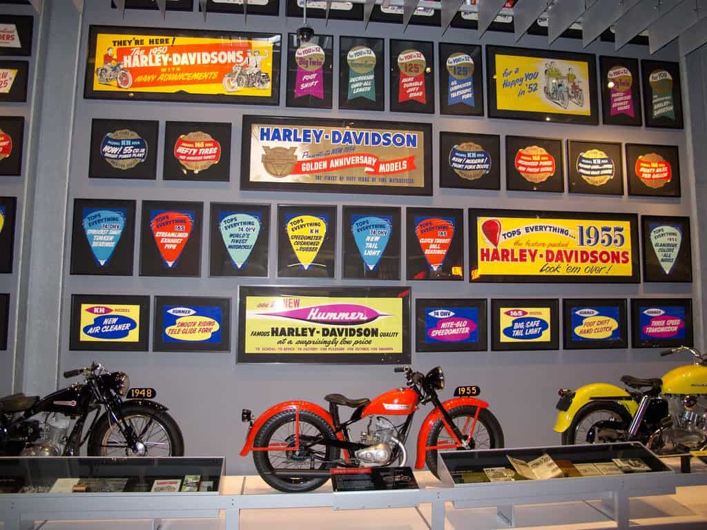 things to do in Milwaukee with kids include visiting the Harley Davidson Museum