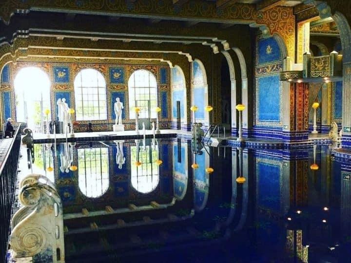 Hearts Castle Pool
