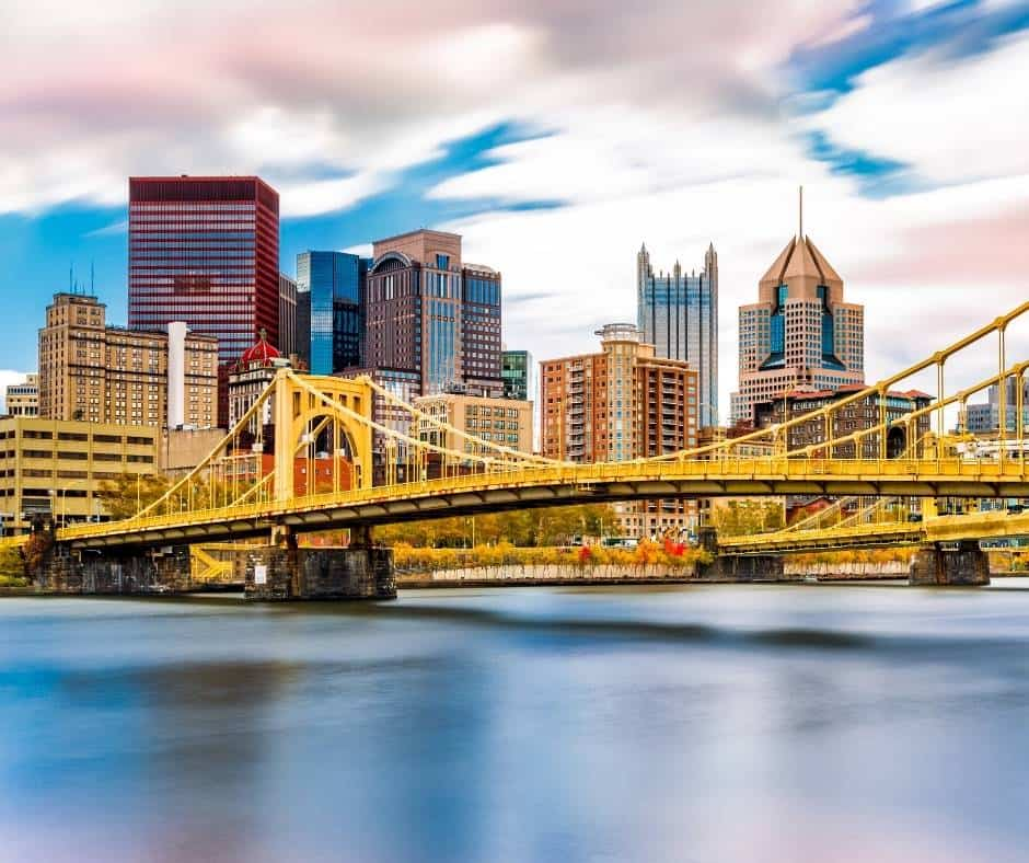 things to do in Pittsburgh with kids include taking a river tour