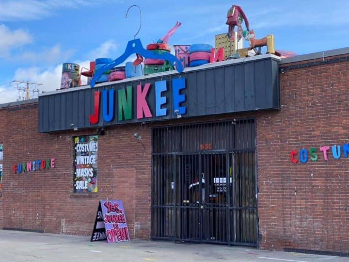 Junkee Clothing Exchange Reno