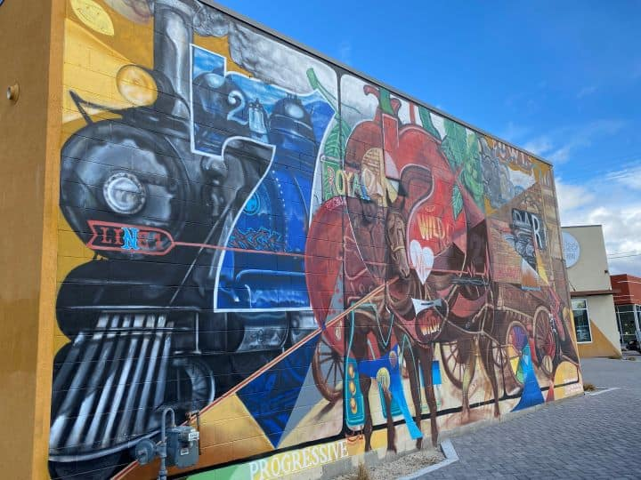 Reno's Midtown Murals