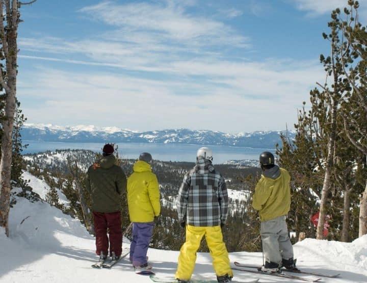 It is fun to ski at Mt. Rose ski resort in Reno with Kids
