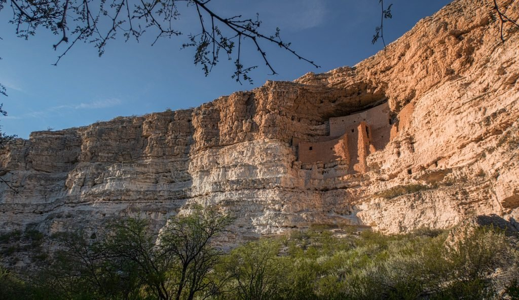 Montezuma Castle National Monument is a good pitstop on an Arizona Road Trip