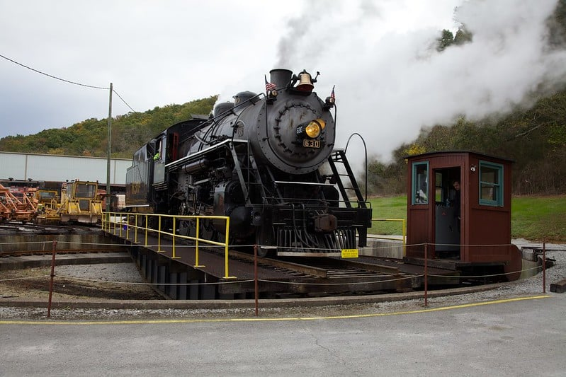 things to do in Chattanooga with kids Tennessee Valley Railway