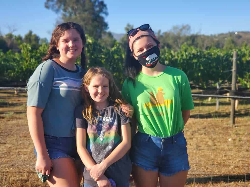 What to do with the kids while staying at Harvest Host locations such as wineries and breweries.