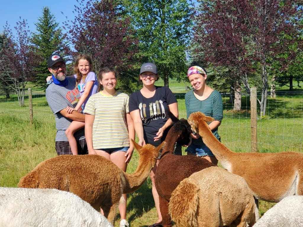 Harvest Hosts Review: Stay free overnight while enjoying experiences like mornings with alpacas!