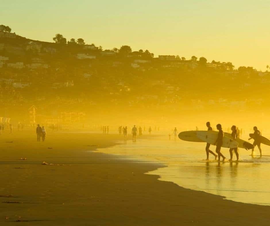 Beaches Beaches near San Diego La Jolla Shores