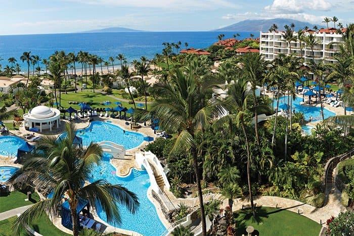 Fairmont Kea Lani is a great Maui resort for families