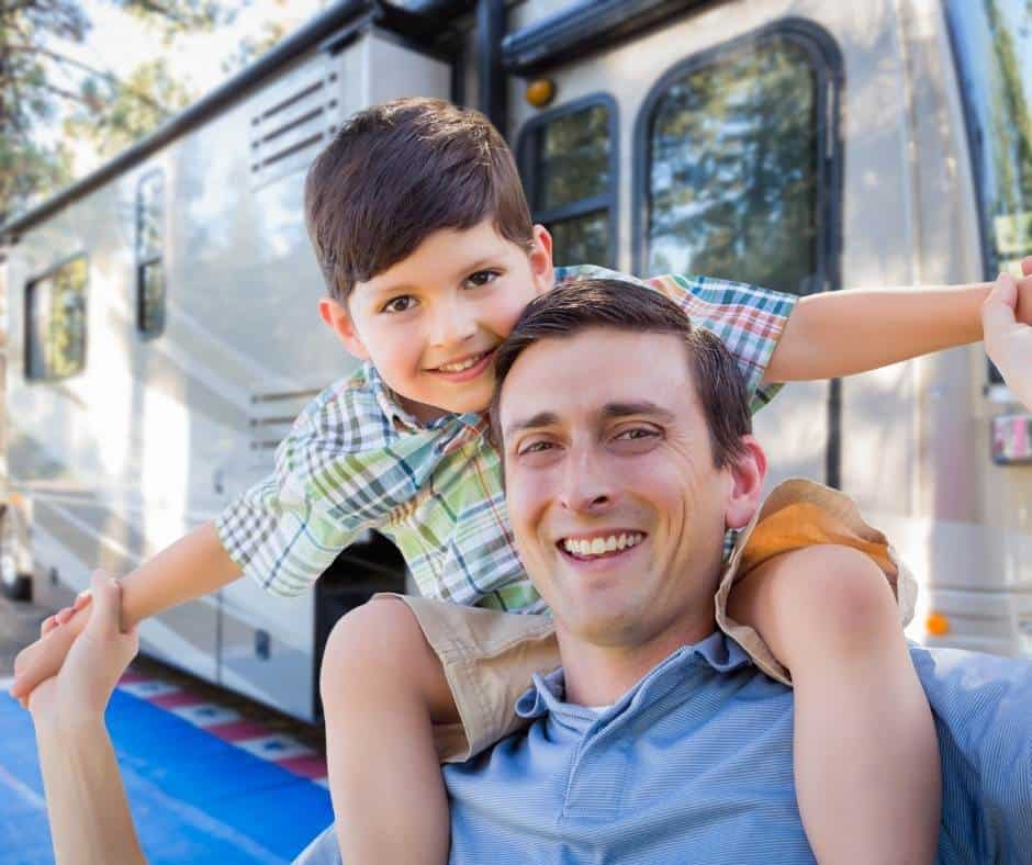 Harvests Hosts review for families who love RV camping
