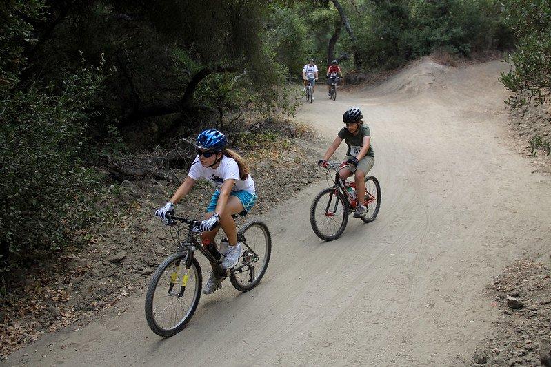 Mountain Biking in Orange County