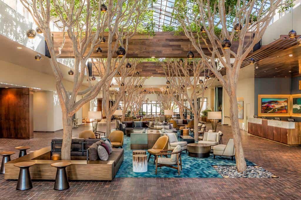Portola Hotel and Spa in Monterey