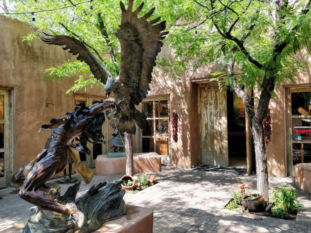 A Colorado to Texas road trip should include a stop in Santa Fe