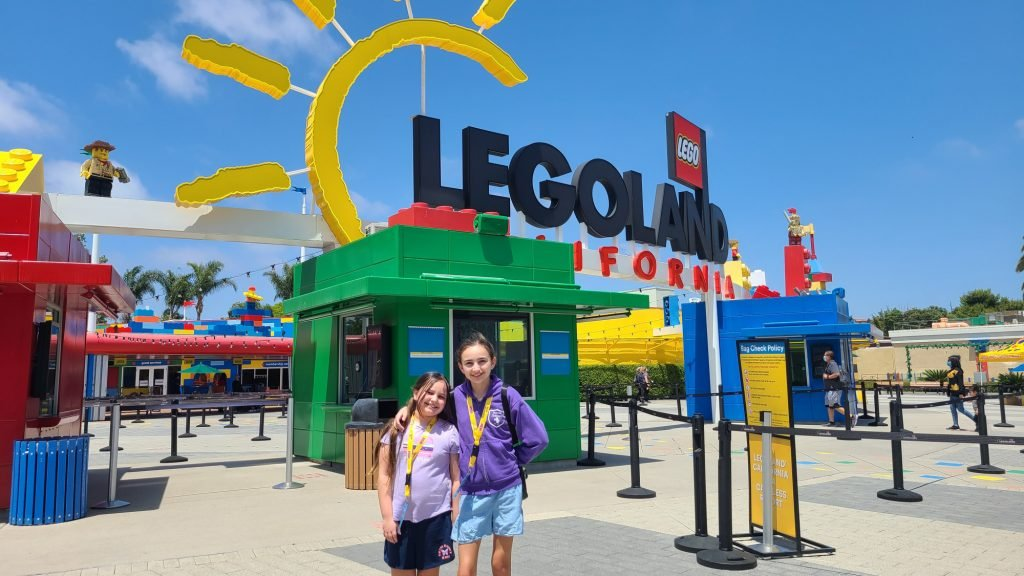 Visiting Legoland is one of the best things to do in Carlsbad, CA
