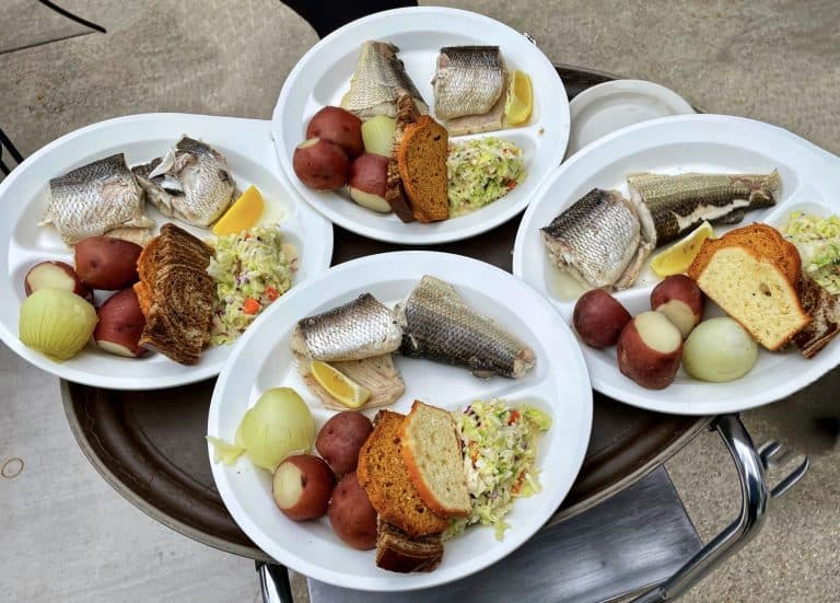 Fish-Boil-With-Families-Fish-Creek in Door County