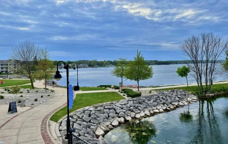 Sturgeon Bay is a great place to visit in Door County With Kids