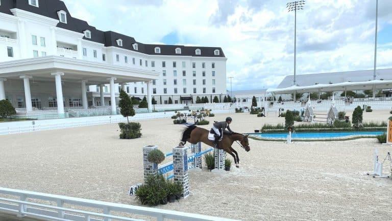 World Equestrian Center in Ocala