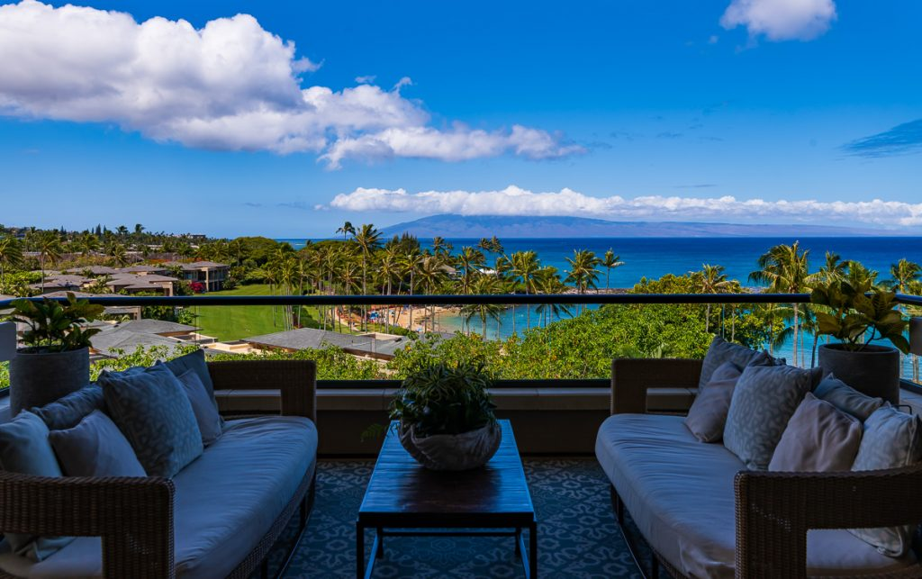 The Montage is one of the best resorts in Maui