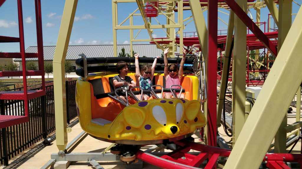 OWA is a popular attraction in Gulf Shores, Alabama