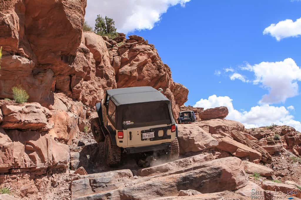 Jeep tours are one of the fun things to do in Moab with kids