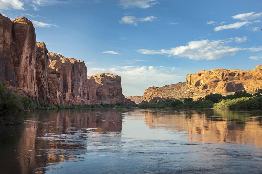 Potash Road is a wonderful scenic drive near Moab