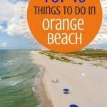 things to do in Orange Beach Alabama
