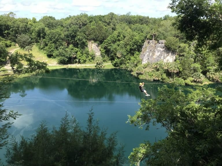 Canyon Zip Line and Adventure Park