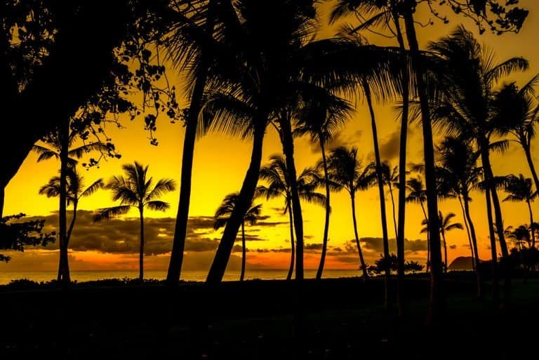 Sunset Beach is one of the best beaches in Oahu