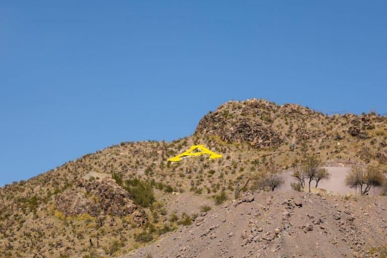 A Mountain in Tempe